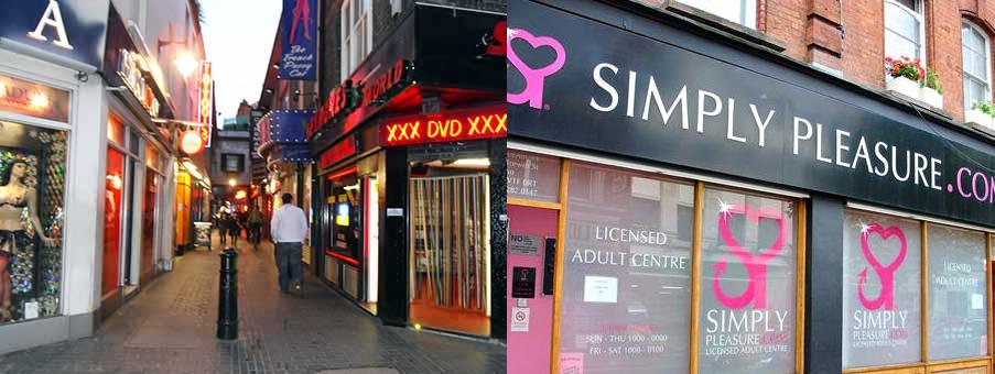 Soho Sex Shops
